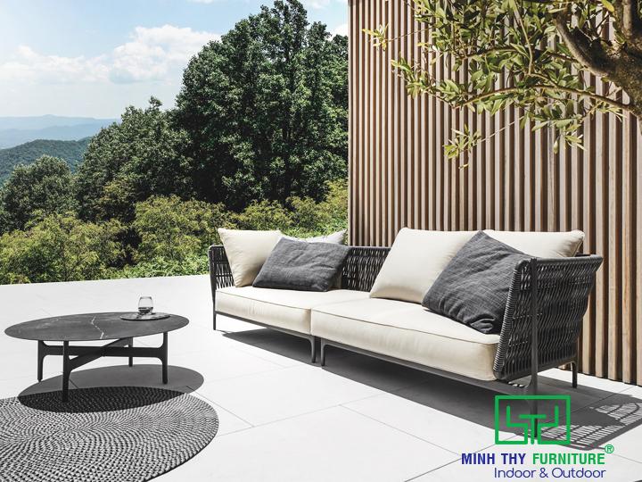 Sofa Mây Nhựa MT1A86